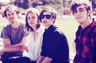 The Jezabels + Gold & Youth