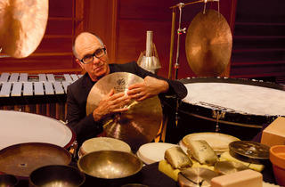 Steven Schick at Mostly Mozart