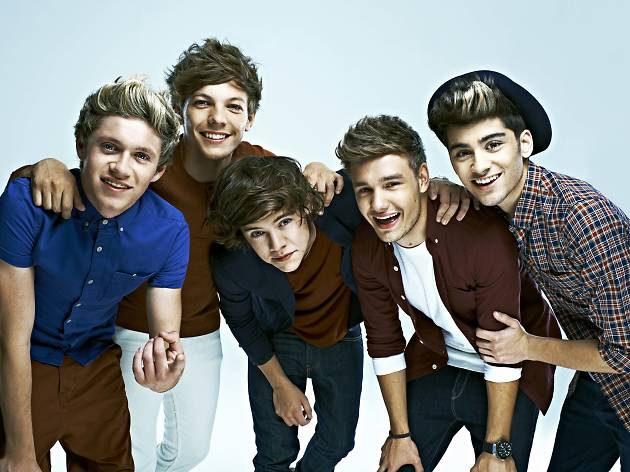 One Direction Photographed by John Wright