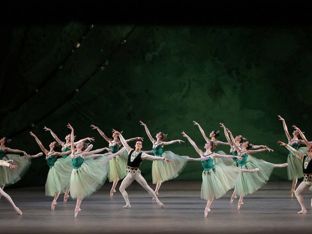 New York City Ballet Spring 2014