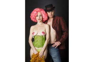 Nefarious Laboratory Presents an Evening with Handsome Brad and His Naked Friends