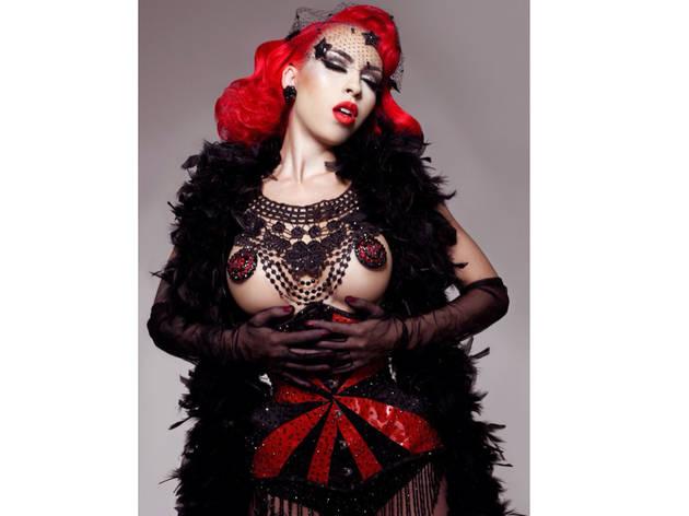 Nuit Blanche: Classic Burlesque
