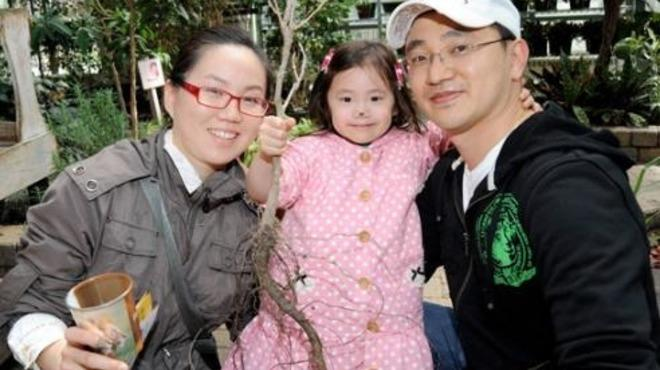 "Families can pick up a sapling to take home and plant during ""Party for the Planet"" at the Brookfield Zoo."
