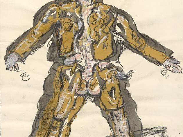 Georg Baselitz (b.1938) ('Partisan ('Partisan')', 1965)