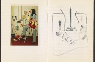 Sigmar Polke (1941–2010) ('From Untitled (sketchbook 16)', c. 1969)