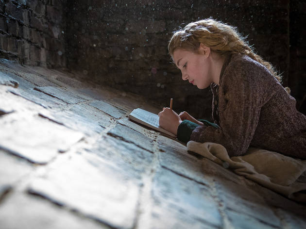 The Book Thief: movie review