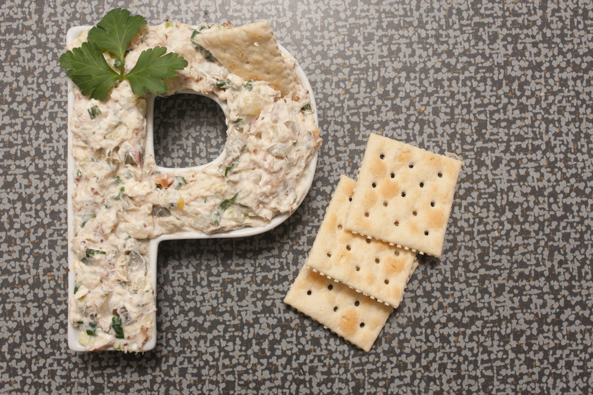 Analogue's Alfredo Nogueira shared a recipe for smoked fish dip, perfect to make for Super Bowl 2014.