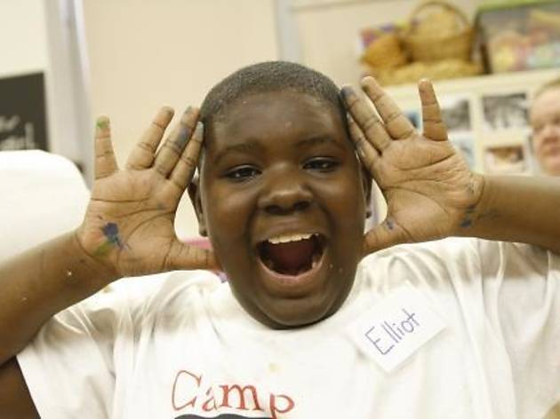 Chicago camps for special needs children