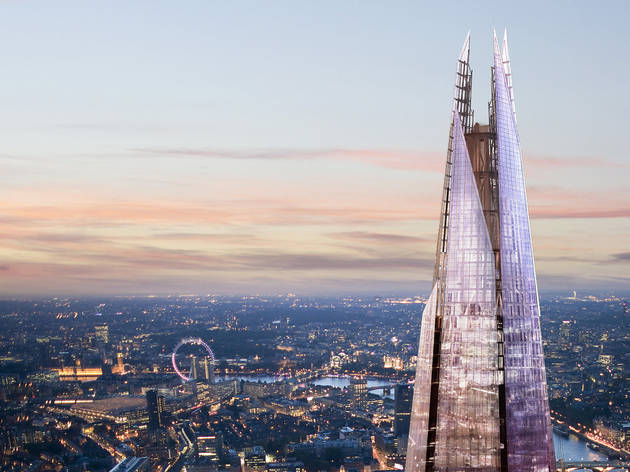 Dating Party at the Shard