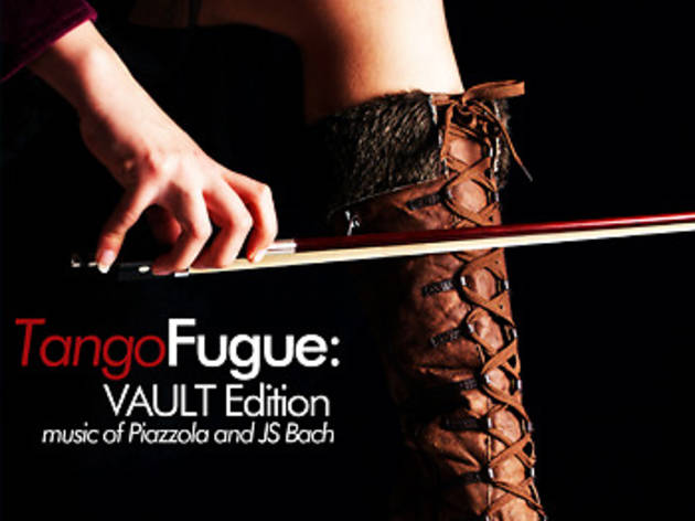 Vault Festival 2014: TangoFugue: Vault Edition