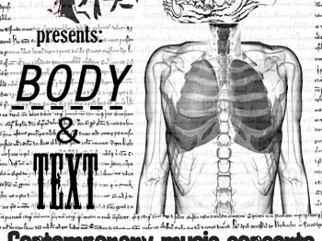 Vault Festival 2014: Body and Text