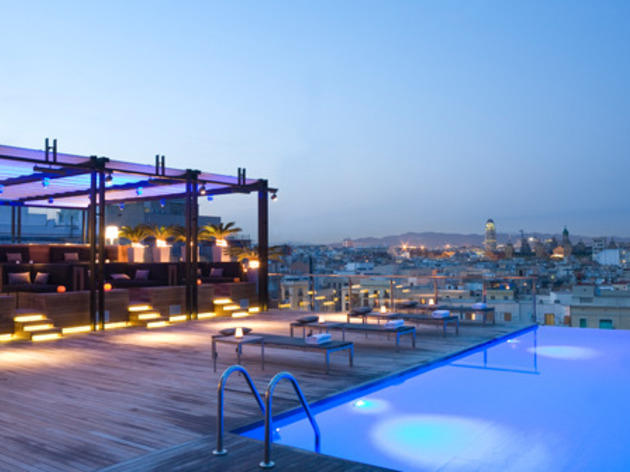 Barcelona by area for Hotel gracia barcelona