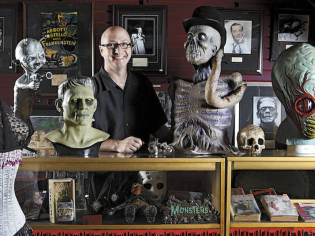 For Horrorbles owner John Aranza, every day is Halloween