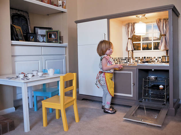 Diy The Best Play Kitchen Ever