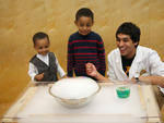 Kids Science Labs concocts fun birthday-party activities.