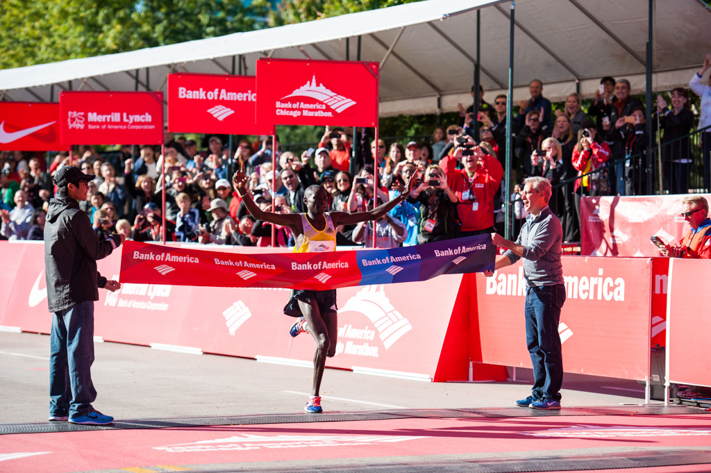2012: Elite finishers photos