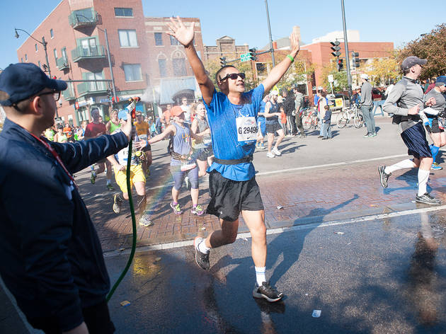 Tips to surviving the Chicago Marathon