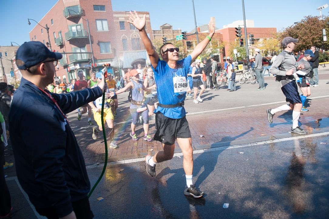 Survive the marathon