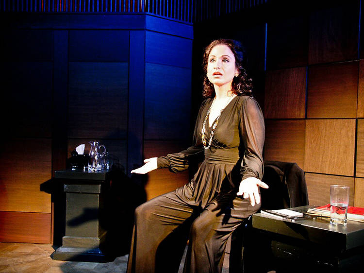 Actress in a Principal Role — Play