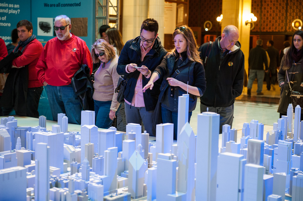 Chicago Architecture Foundation Walking Tour enter to win time out chicago's ultimate holiday giveaway