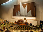 Open House Chicago offers  behind-the-scenes access to sites across Chicago including Seventeenth Church of Christ.