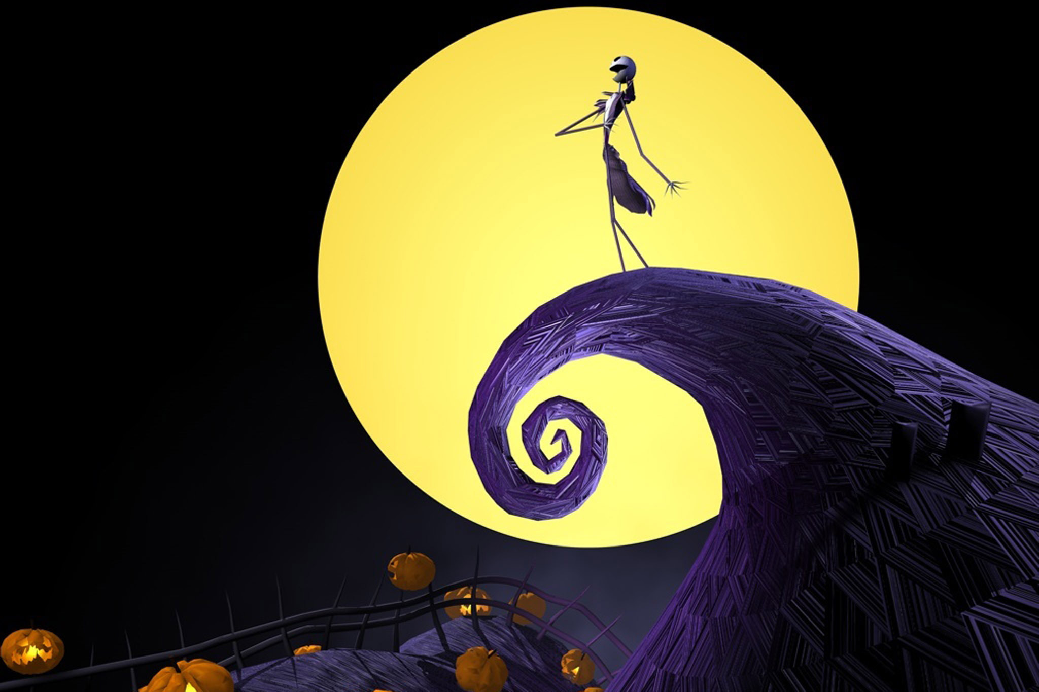 disney in concert tim burtons the nightmare before christmas music in chicago - A Nightmare Before Christmas