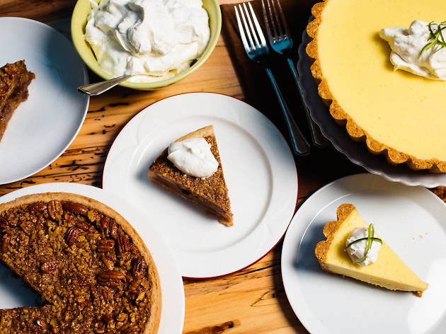The best pies in Chicago