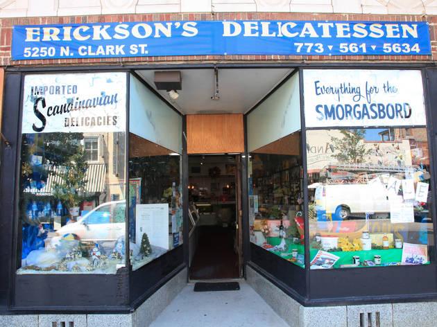 Erickson's Delicatessen (CLOSED)
