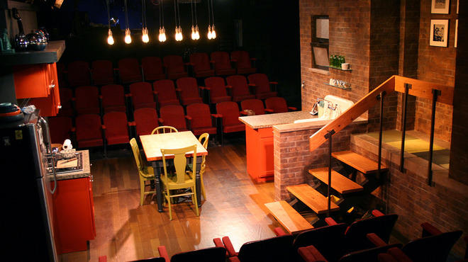 The Alley Stage, Profiles Theater