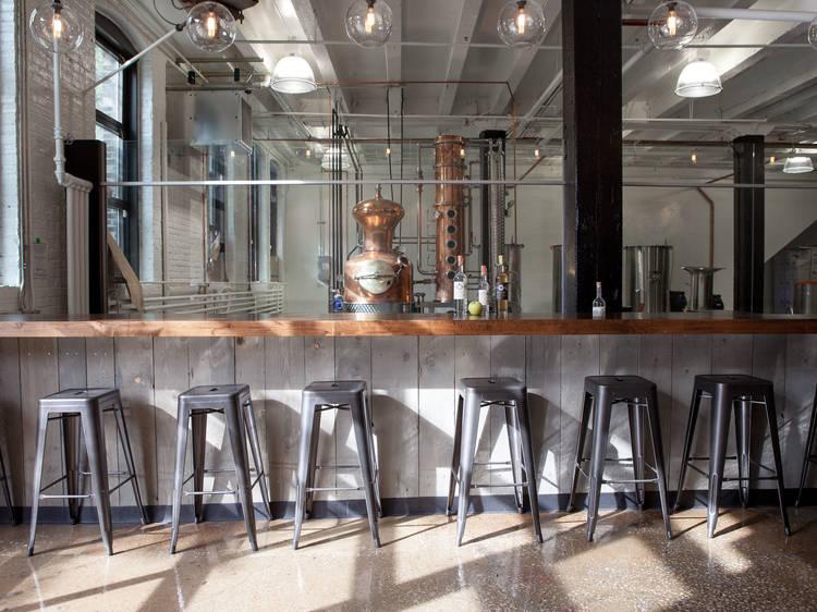 The best distilleries in Chicago
