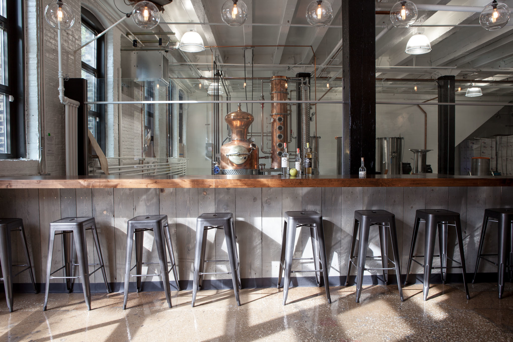 The best distilleries in Chicago
