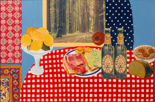(Photo courtesy of the Art Institute of Chicago. � Estate of Tom Wesselmann/Licensed by VAGA, New York, NY.)