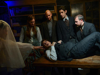 Great Expectations at Strawdog Theatre Company