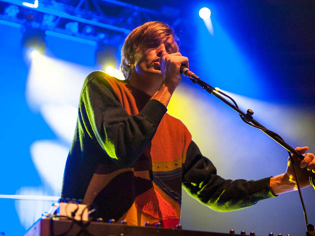 Cut Copy at Riviera Theatre