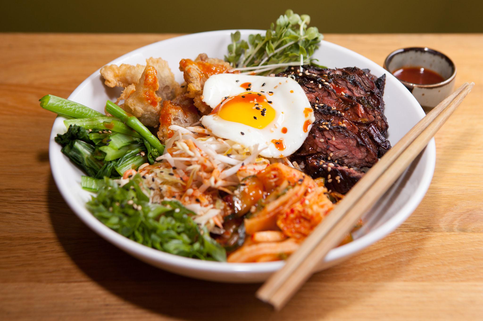 Best pan-Asian restaurants