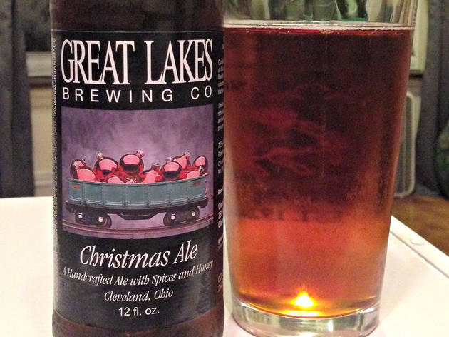Great Lakes Brewing Company's Christmas Ale