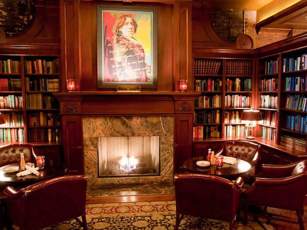 Wilde Fireplace