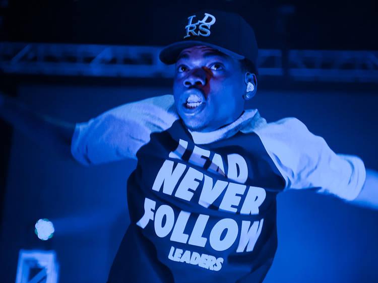 41. Chance the Rapper 'Acid Rap' (2013)