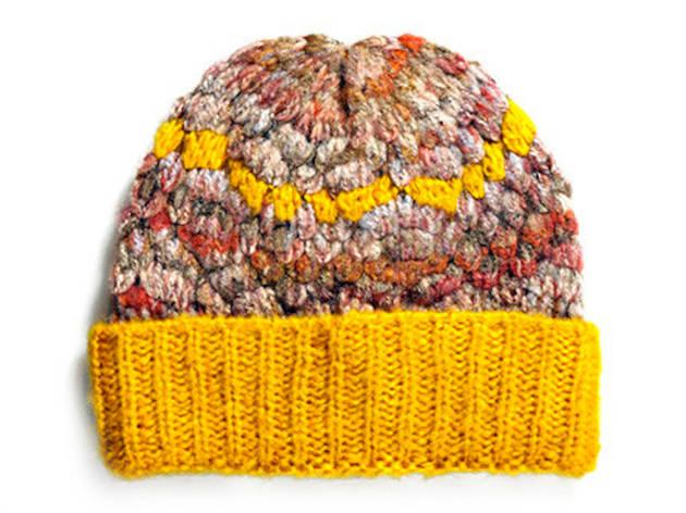 d820fd62 15/28 Verloop Natalie knit cuff hat, $43, at verloopknits.com