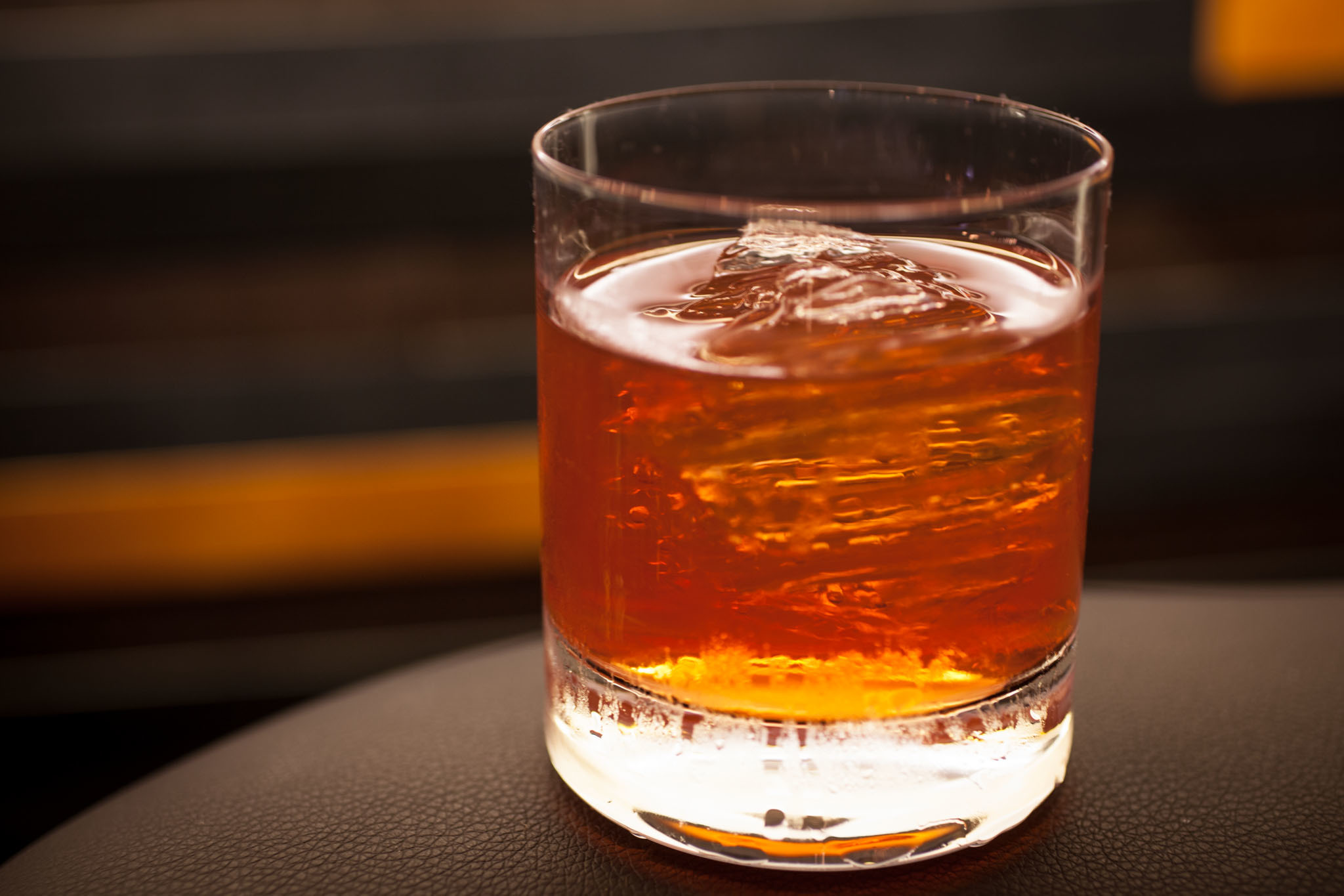 Continuous Negroni at Berkshire Room