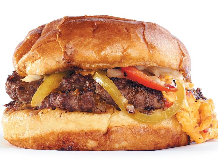 Fat Jones Burger at Big Jones