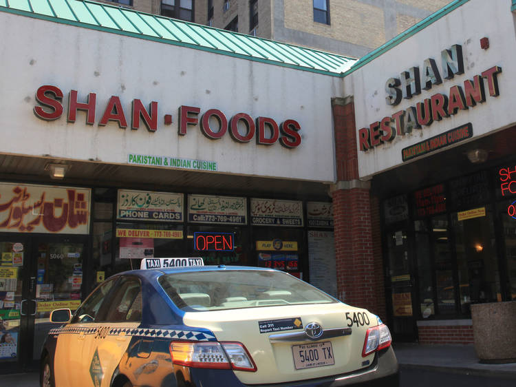 Shan Food and Restaurant