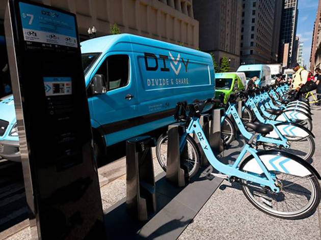 Chicago Ideas Week: Diving into Divvy