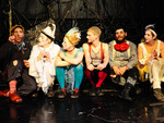 Burning Bluebeard (The Ruffians) This deconstructive take on a real Chicago tragedy�the Iroquois Theatre fire of 1903, which killed more than 600 theatergoers�was originally staged by the Neo-Futurists in 2011. The six-person cast (which included w...