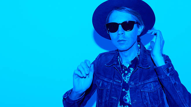 Beck headlines Pitchfork Music Festival 2014