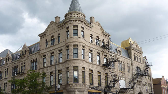 Thalia Hall, the Pilsen space housing Dusek's and the Punch House, opens its capacious music venue in early 2014.