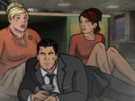 Season five of Archer premieres Monday, January 13 at 9pm on FX.