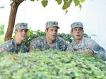 Enlisted premieres Friday, January 10 at 8:30pm on Fox.