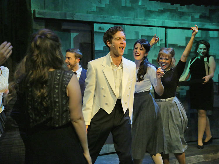 Actor in a Supporting Role — Musical