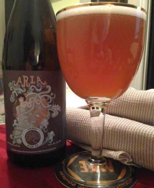 Perennial Ale's Aria